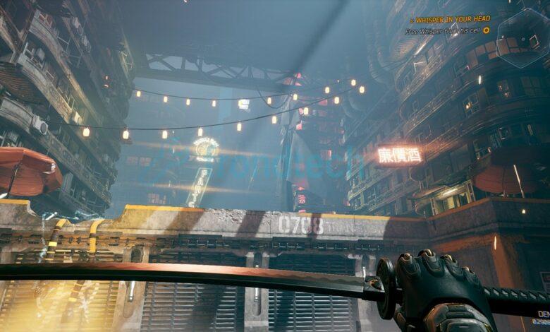 Ghostrunner   El juego no se inicia ni se inicia: cómo solucionarlo