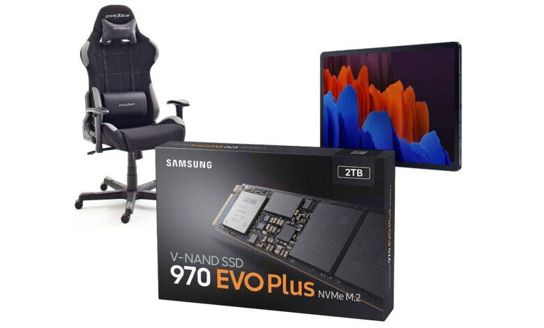 Samsung SSD 970 EVO Plus 2 TB al mejor precio y más en Amazon