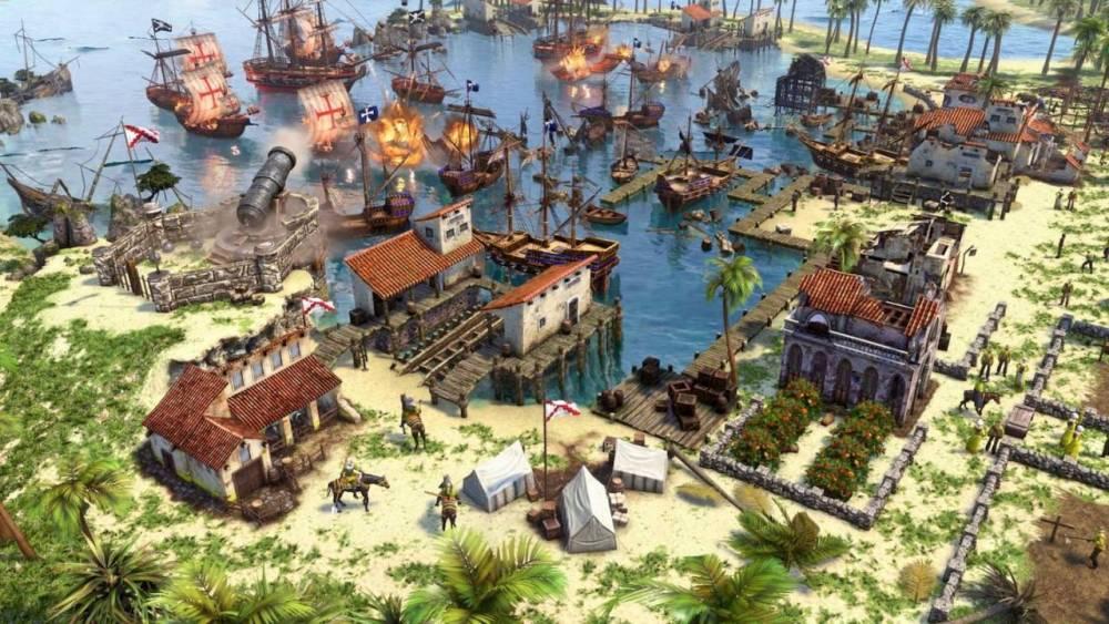 age of empires, mejores juegos de microsoft