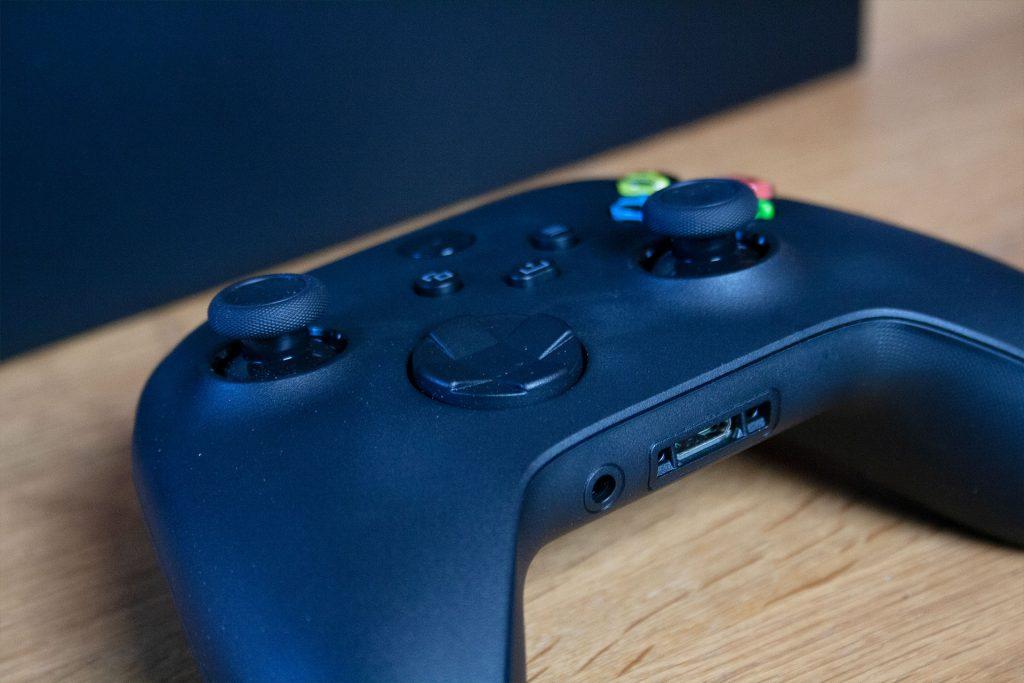 "Xbox-Series-X-Controller2 ""data-id ="" 609589 ""data-full-url ="" https://images.mein-mmo.de/medien/2020/10/Xbox-Series-X-Controller2.jpg "" data-link = ""https://mein-mmo.de/xbox-series-x-controller2/"" class = ""wp-image-609589"" srcset = ""https://images.mein-mmo.de/medien/ 2020/10 / Xbox-Series-X-Controller2-1024x683.jpg 1024w, https://images.mein-mmo.de/medien/2020/10/Xbox-Series-X-Controller2-300x200.jpg 300w, https: //images.mein-mmo.de/medien/2020/10/Xbox-Series-X-Controller2-150x100.jpg 150w, https://images.mein-mmo.de/medien/2020/10/Xbox-Series -X-Controller2-768x512.jpg 768w, https://images.mein-mmo.de/medien/2020/10/Xbox-Series-X-Controller2-1536x1024.jpg 1536w, https: //images.mein-mmo .de / medien / 2020/10 / Xbox-Series-X-Controller2.jpg 1920w ""tamaños ="" (ancho máximo: 1024px) 100vw, 1024px ""></li> <li class="