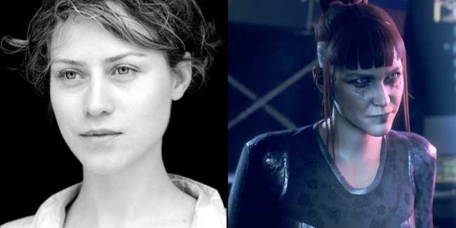 Olivia Morgan por Sabine Brandt