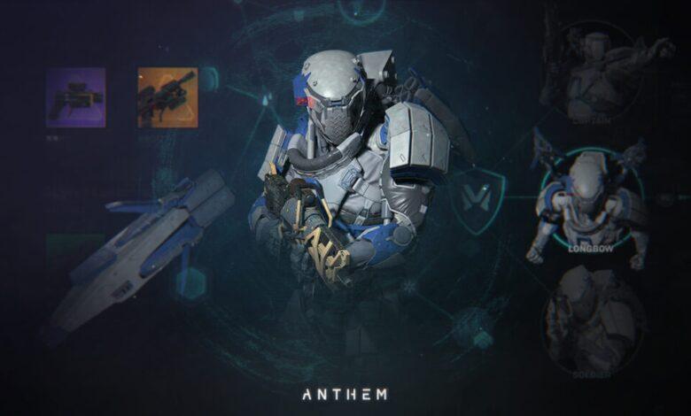 Anthem cancela sus propias ideas nuevas; ahora es mejor confiar en las que funcionan