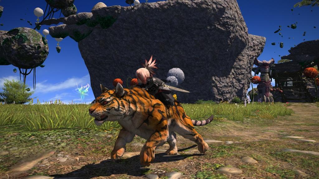final fantasy xiv centurio tigre