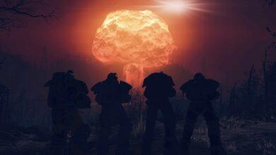 Heute in 57 Jahren geht die Welt unter und Fallout 76 feiert das