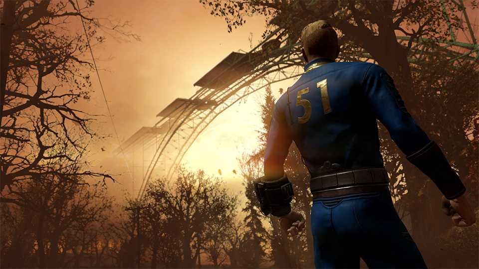Fallout 76 Nuclear Winter Nuke