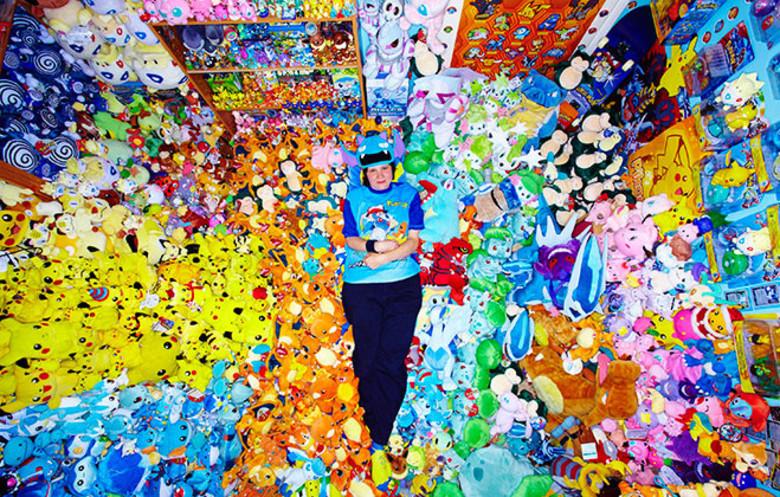 colección de récords mundiales de pokemon