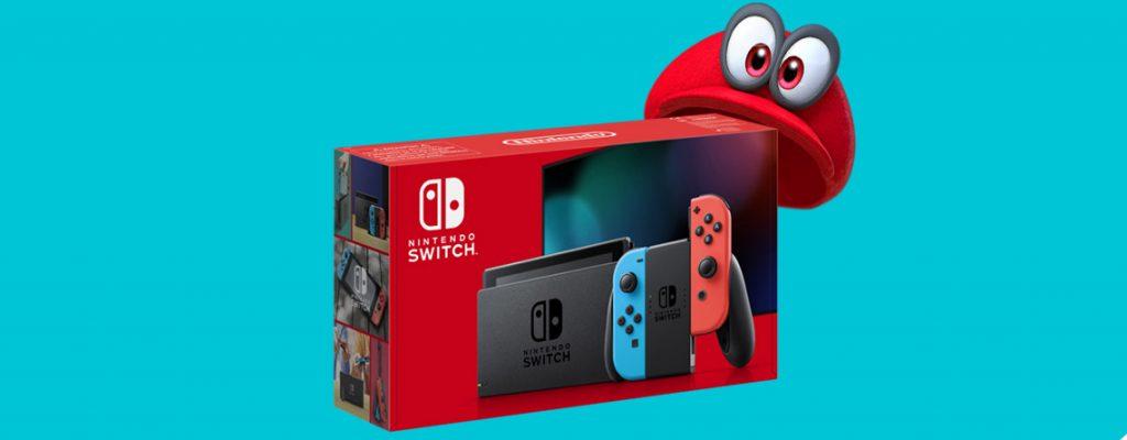 oferta de eBay Nintendo Switch