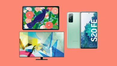Amazon Prime Day: lo mejor de Samsung: teléfonos móviles, televisores 4K y tabletas