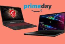 Amazon Prime Day: los mejores portátiles para juegos en oferta