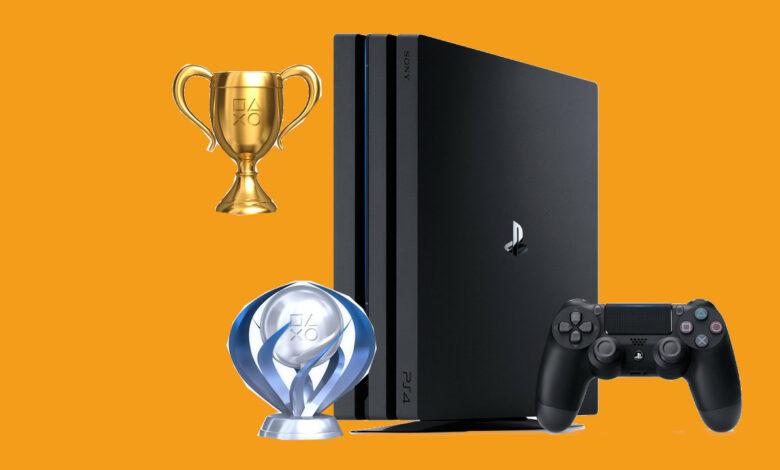 Antes del lanzamiento de la PS5, Sony está cambiando completamente su sistema de trofeos, eso cambiará mañana.
