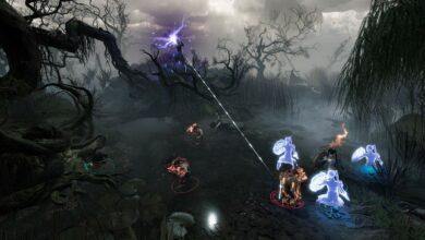 Baldur's Gate 3 - Controles y teclas básicos