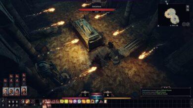 Baldur's Gate 3 - Descarga bloqueada en Steam - ¿Hay alguna solución?