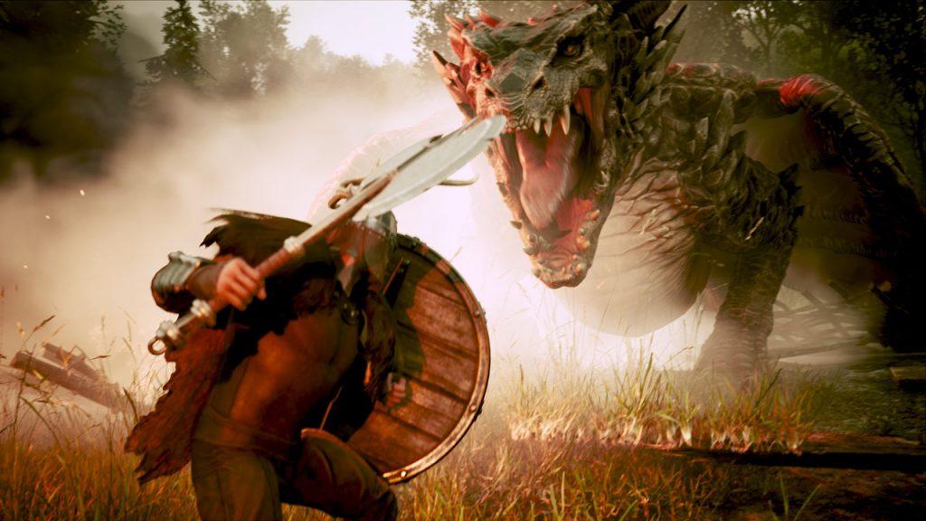 Runa 2 Vikingo vs Dragón