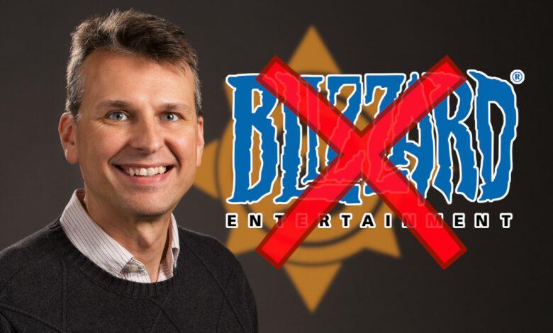 Blizzard ha perdido una de sus caras más importantes