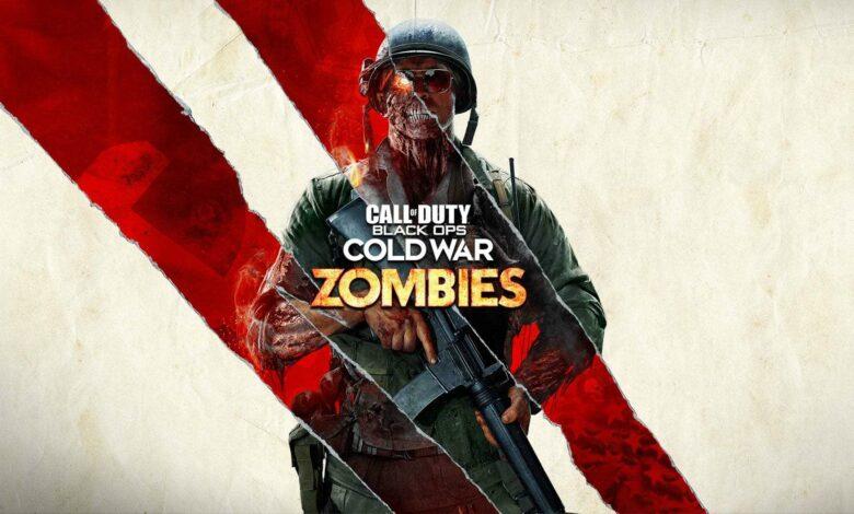 Call of Duty: Black Ops COld War revela zombies con nuevos avances