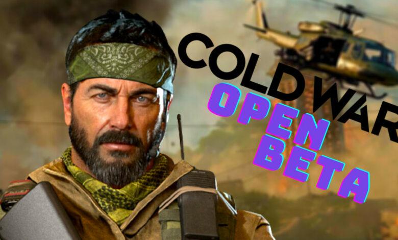 CoD Cold War: Beta comienza en 3 días: lanzamiento, precarga, condiciones