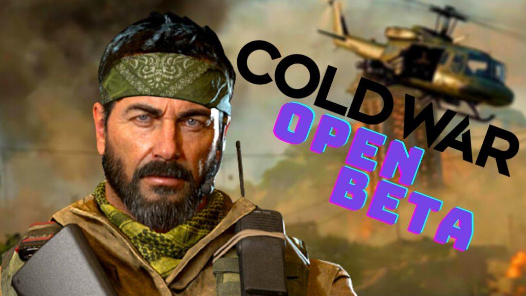 cod cold era beta abierta todos los títulos de información