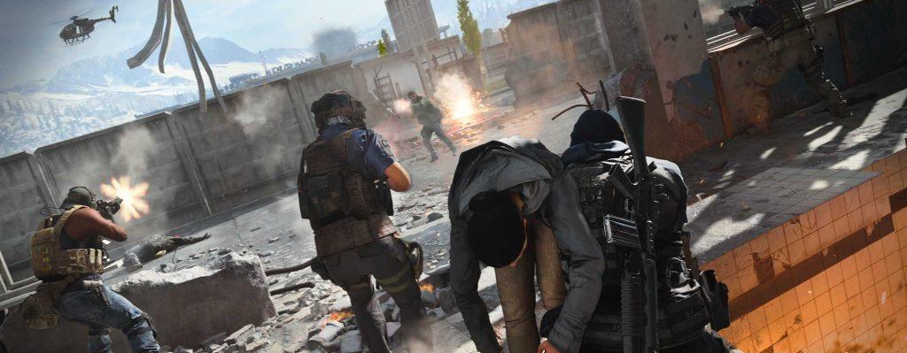 Misión SpecOps de Call fo Duty Modern Warfare