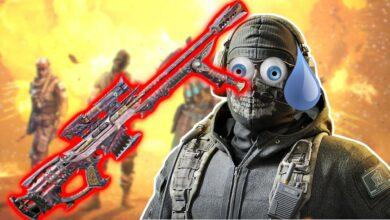 CoD Mobile: nuevo francotirador mata con explosiones - ya está bloqueado para profesionales