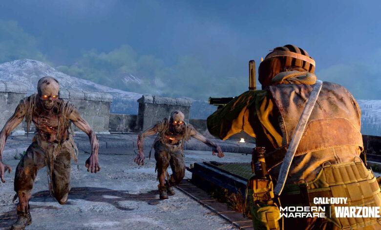 CoD Warzone: 4 consejos para que te resulte más fácil ganar en el nuevo modo zombie