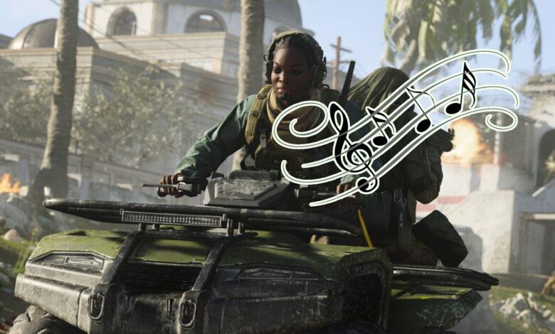 CoD Warzone: Glitch obliga a los jugadores a escuchar música rock sin fin