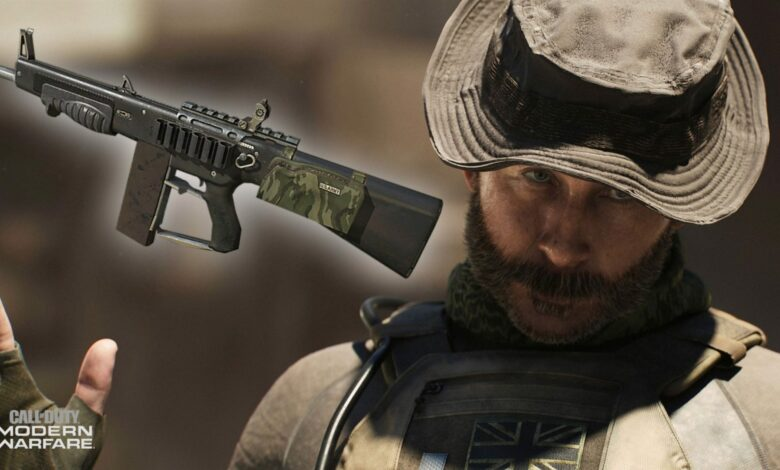 CoD Warzone: con estas 3 configuraciones fuertes de JAK-12, le enseñas a tus oponentes a temer