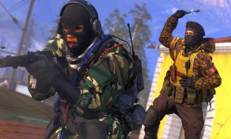 CoD Warzone: el jugador elimina a todo el escuadrón en segundos, con un cuchillo arrojadizo