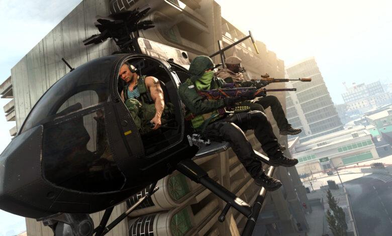 CoD Warzone: la nueva actualización elimina los helicópteros y las cabezas de calabaza, ¿qué más cambiará?