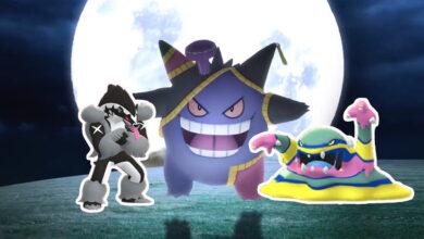 Copa de Halloween en Pokémon GO - Los mejores monstruos y consejos