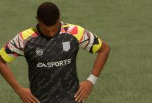 Después de la nueva actualización, ya no puedes compartir FIFA 21 en PS4