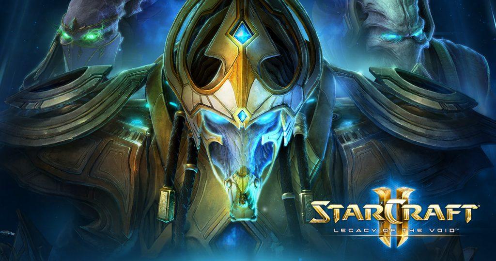 Starcraft 2 legado del vacío