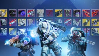 Destiny 2 muestra 10 nuevos exóticos y todos están realmente dispuestos a Beyond Light
