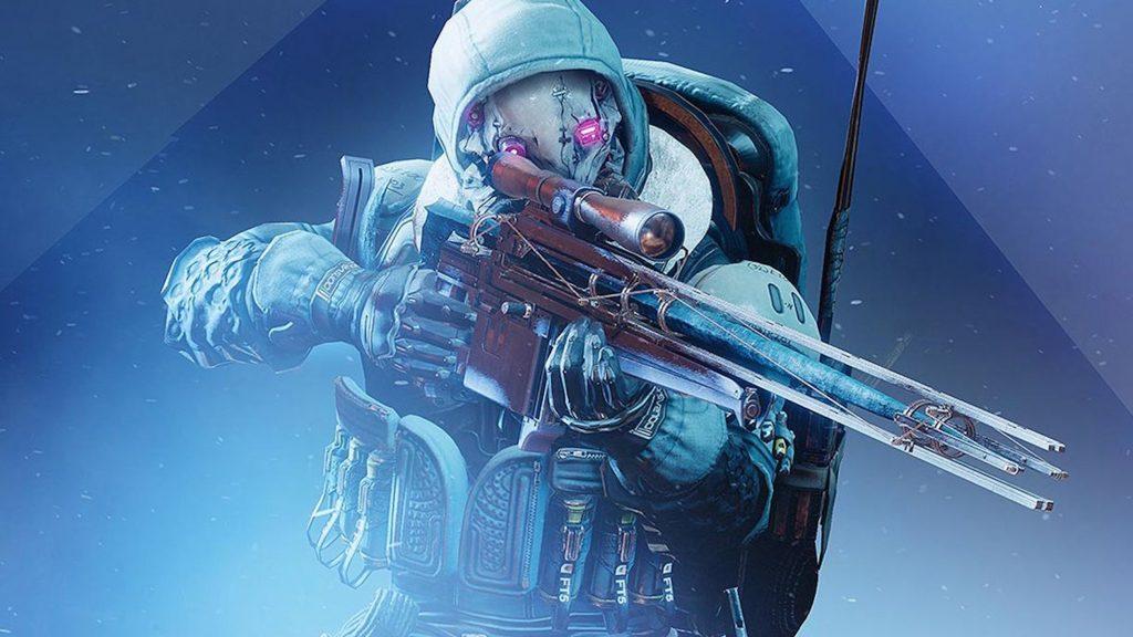 Destiny 2 más allá de la luz título de exos