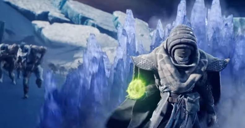 Tráiler de Eris Stasis Beyond Light Destiny 2