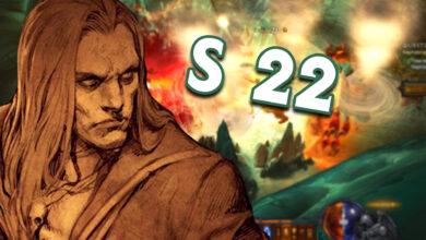 Diablo 3 amplía las pruebas para la temporada 22, buenas noticias para los jugadores