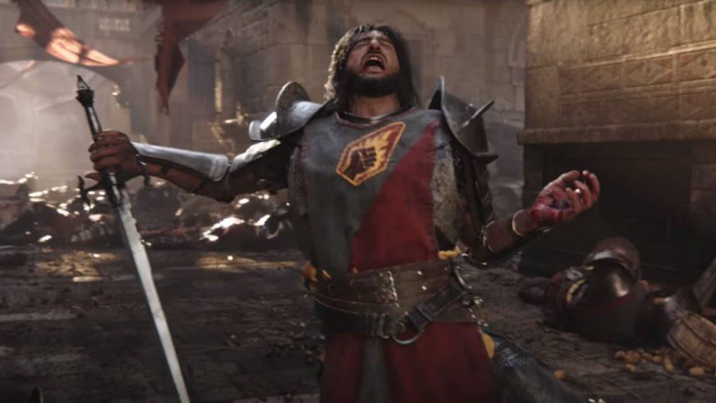 Baldur's Gate 3 guerreros