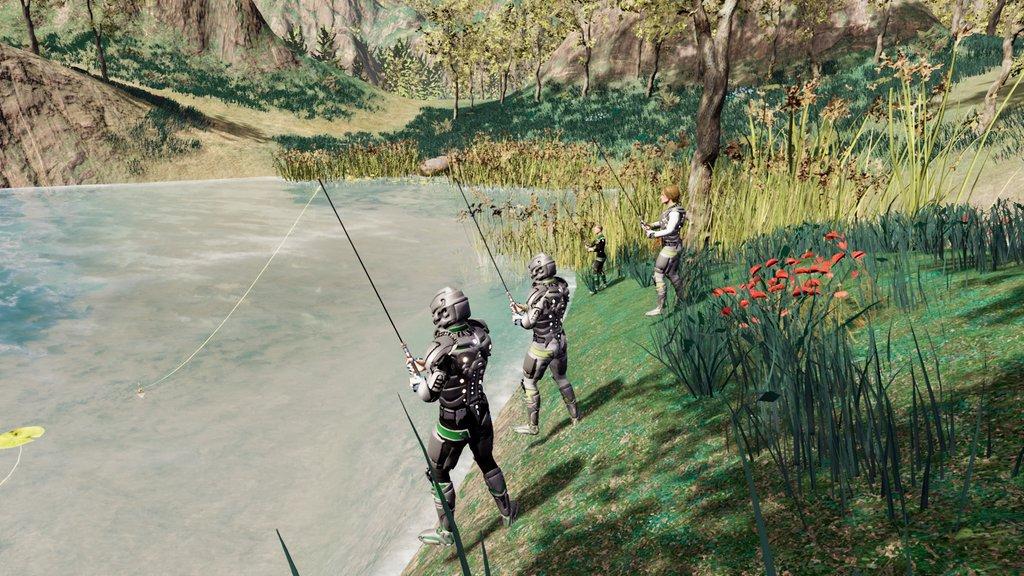 Virtuoso de la pesca