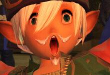 """En Final Fantasy XIV, los jugadores están siendo desmantelados por un """"pájaro asesino""""."""