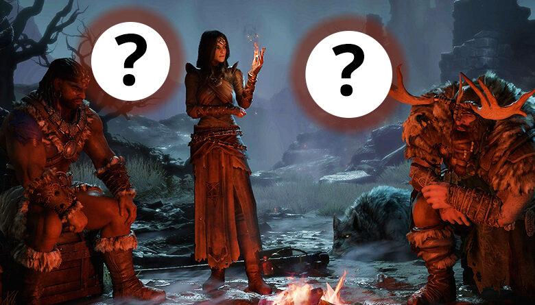 Umfrage zu Diablo 4 zeigt: Drei Klassen wollen Fans unbedingt im Spiel