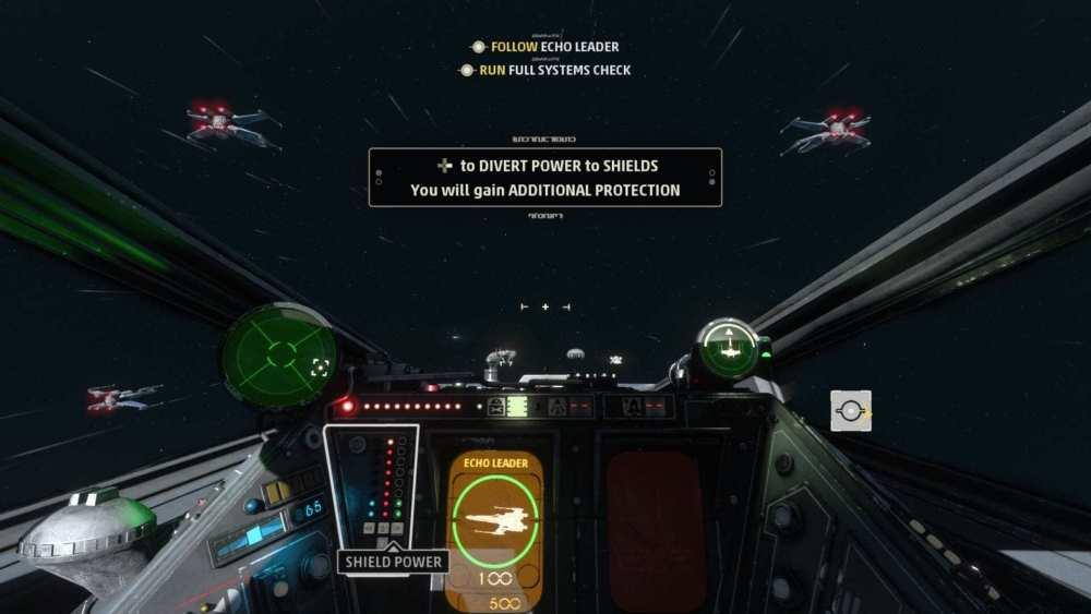 Los escuadrones de Star Wars secuestran el poder