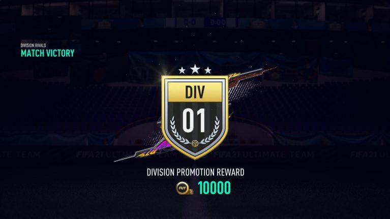 Recompensa de Division Rivals
