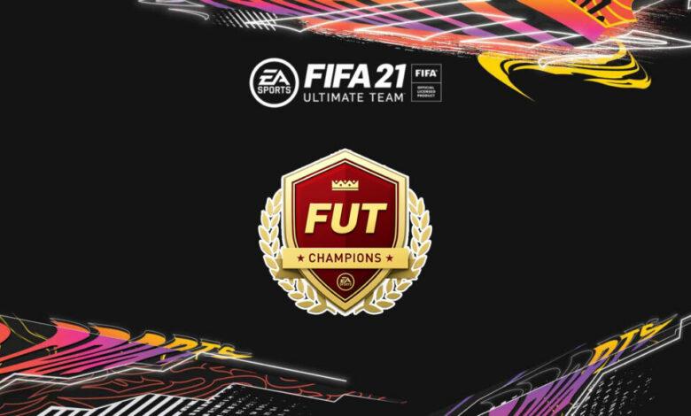 FIFA 21: FUT Champions Weekend League - Detalles oficiales del modo de juego renovado