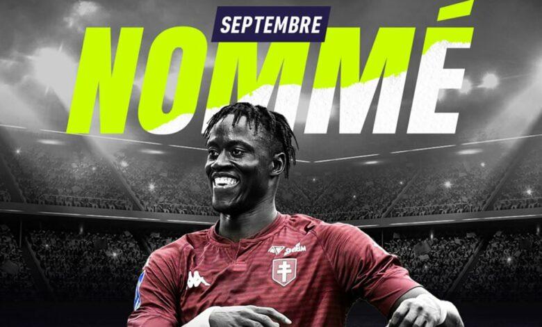 FIFA 21: Ibrahima Niane POTM Septiembre de la Ligue 1