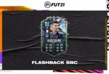 FIFA 21: Laurent Koscielny Flashback Era SBC - Un nuevo desafío de creación de plantillas está disponible