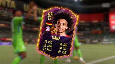 FIFA 21: Leroy Sané está en el segundo equipo de la OTW - Estos otros 10 jugadores están ahí