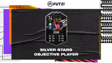 FIFA 21: Logros de Moise Kean Silver Stars - Nueva tarjeta especial disponible