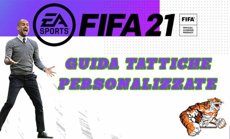 FIFA 21: Los módulos más utilizados en FUT 21 - Guía de tácticas personalizadas e instrucciones para el jugador