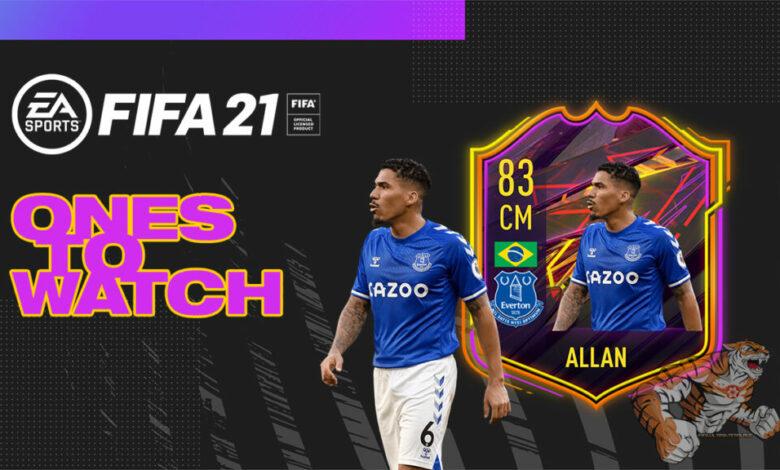 FIFA 21: OTW Allan & Ake - Se anuncian las tarjetas Ones To Watch