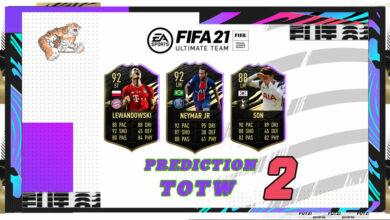 FIFA 21: Predicción TOTW 2 del modo Ultimate Team
