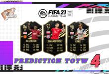 Photo of FIFA 21: Predicción TOTW 4 del modo Ultimate Team